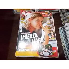 Revista Paparazzi Maru Botana