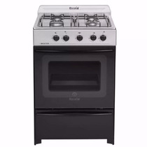 Cocina Escorial Master Inox 56 Cm Gas Envasado 20-611