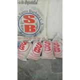 Saco De Cal En Polvo Hidratada 10 Kg. Pasta Y Pipas