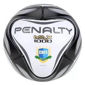 Bola Futsal Penalty Max 1000 All Black b562f6a9b0e1e