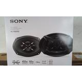 Bocinas Sony Xplod 6x9 De 400 Watts 3 Vias