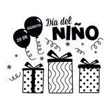 Vinilos Día Del Niño - Decoración Para Vidrieras - Ploteados