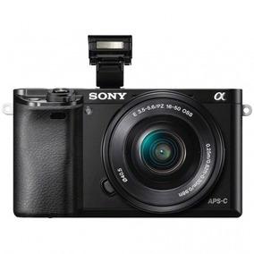 Câmera Sony Alpha A6000 Kit 16-50mm F/3.5-5.6 Oss