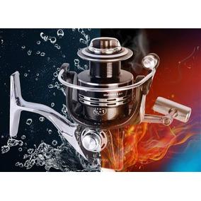 1 Carrete De Metal Bm 7000 Anticorrosion Envio Gratis Pesca