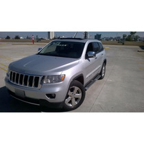 Jeep Grand Cherokee Limited 2011 Piel Techo Panoramico