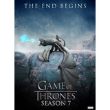 Game Of Thrones Temporada 7 Completa Full Hd Dvd