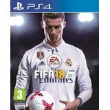 Juego Fifa 18 Standard Edition Digital Ps4 Pre Venta