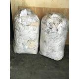 Trapos Limpieza Industrial - Blanco 70% Algodón