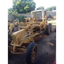 Maquinaria Pesada Motoniveladoras Patrol Caterpillar 12e 99e