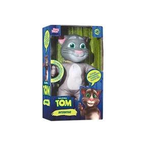Gato Musical Talking Tom Babybrink Original