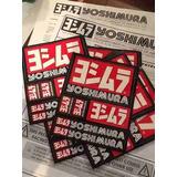 Pack De Stikers/calcomanías Originales Yoshimura