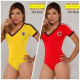 Body Moldeador Tipo Faja Selección Colombia Para Dama