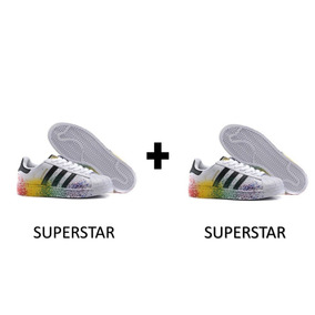 Tênis Masculino Feminino Vans + Superstar Original Importado