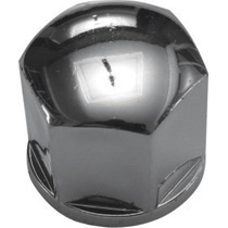Capa De Parafuso Cromada 17mm 16 Pças