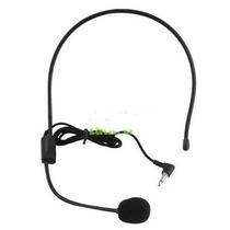 Microfone Headset Auricular De Cabeça Otima Qualidade