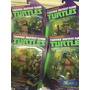 Set De Tortugas Ninja/teenage Mutant Ninja Turtles