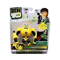 Juguete Ben 10 (ben 10) Alien 4 Pulgadas Figura De Acción F