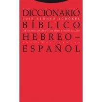 Diccionario Bíblico Hebreo-español - 3ª Edición Envío Gratis