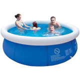 Piscina Inflavel 3966 Litros Borda Inflavel Adulto Infantil