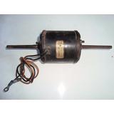 Motor Soplador Doble Eje 12 Voltios