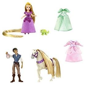 Disney Tangled Rapunzel Historia Bolsa Deluxe