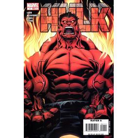 Comic Red Hulk No. 1 La Muerte De Abominacion