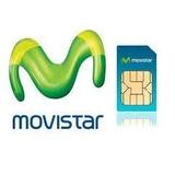 Excelente Oportunidad Tarjeta Sim Card Movistar Pre-pago