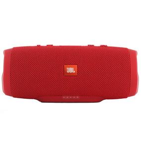 Caixa De Som Bluetooth 20w Rms Jbl - Charge3redeu