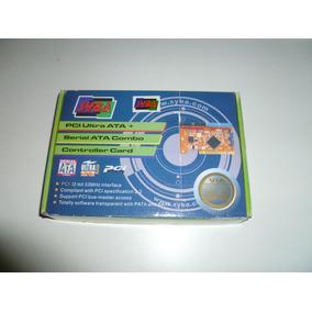 Placa Controladora Pci Syba Sd-via-1a2s - Flashear Xbox 360