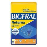 Atacado -fralda Geriátrica Bigfral G Noturna Kit C/ 8 Pct