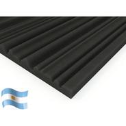 Panel Placa Acustica Arabian Basic 50x50cm X30mm Musycom
