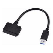 Cable Adaptador Usb 3.0 A Sata 2.5' Discos Rígidos Y Ssd