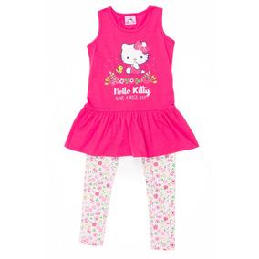 6ab464240a Exclusiva Pijama Entero Hello Kitty Ropa Ninos - Pijamas en Mercado ...
