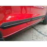 Molduras Laterales Fiat Mobi Baguetas Protector De Puerta