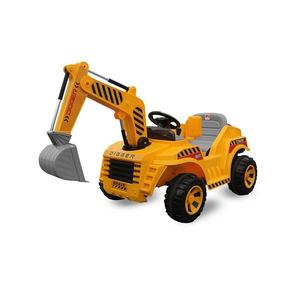 Trator Eletrico Brinquedo Infantil 12v Bandeirante - 2642