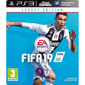 Fifa 19 Ps3 Psn Digital Portugues Envio Imediato - Riosgames