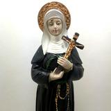 Imagen Religiosa - Virgen Santa Rita 22 Cm