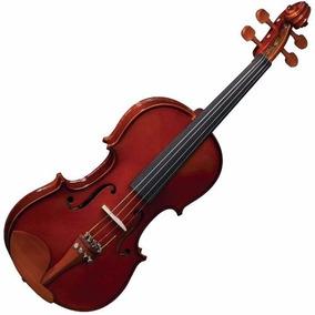 Violino Eagle 3/4 Ve431 Profissional + Estojo + Arco + Breu