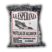 Pastillas De Alcanfor 50 Bolsitas