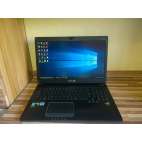 Notebook Gamer Asus Rog G750js 16gb Gtx 870m 3gb