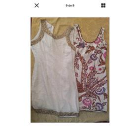2 Vestidos Bordados. Al Precio De Uno!!!! Hermososssss.