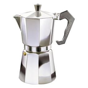 Volturno Cafetera 12 Pocillos Clasica Aluminio Tienda Pepino