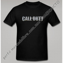 Playera Call Of Duty Playeras Call Of Duty Playera Cod Hsjr