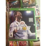 Fifa 18 Xbox One Sellado De Fabrica