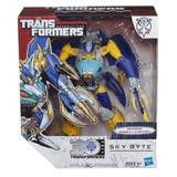 Transformers Generation Voyager Class Sky Byte Nuevo Sellado