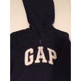Moleton Gap Infantil C/ Ziper. Original Gap Eua C/ Etiqueta.