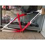 Quadro Mosso Sprint 7046 26 X 16,5 Branco C/ Vermelho