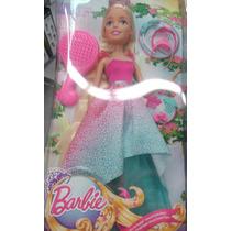 Barbie Gran Princesa Peinados Magicos
