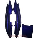 Juego Colin Yamaha Ybr 125 Ed Azul 2012/ 16 En Freeway Motos