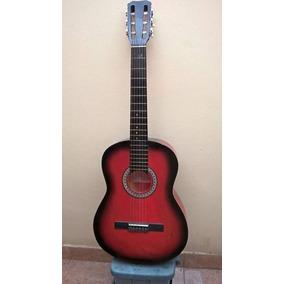 Guitarra Criolla Porteña + Funda+capo-traste+afinador